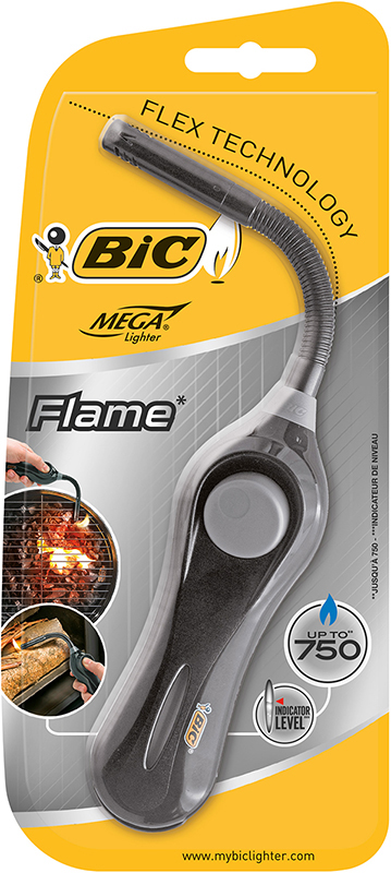 Bic BLI lighter U140 Flex Flame