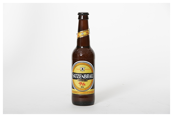 Satzenbrau Returnable Glass Bottle