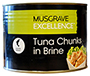 Musgrave Excellence Tuna Chunks in Brine