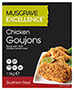 Musgrave Excellence Southern Fried Chicken Goujons