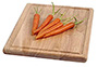Chopping Board Wooden 14x10 Inches