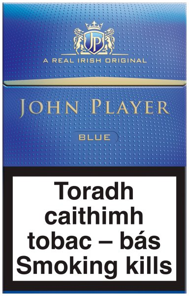 John Player King Size Blue