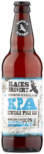 Blacks Kinsale Pale Ale 5%