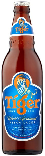 Tiger Beer Bottle