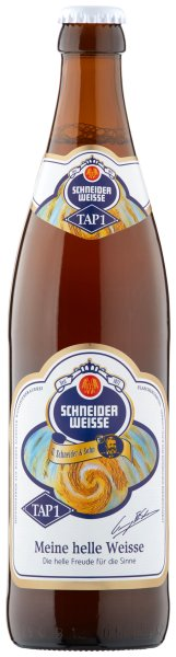 Schneider weisse blonde bottle 5.2%