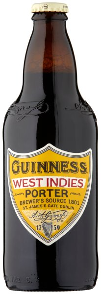 Guinness West Indies Porter 8 pk bottle