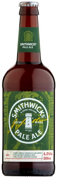 Smithwicks Pale Ale Craft Beer