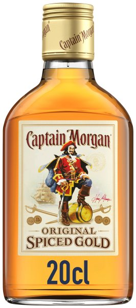Captain Morgan Spiced Gold