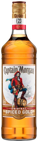 Captain Morgan PMP E23