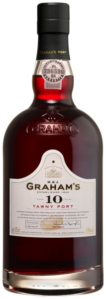 Grahams Port 10 yr old Tawny