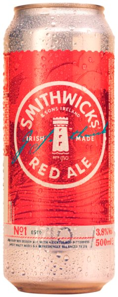 Smithwicks Can