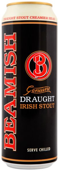 Beamish Draught Stout Can