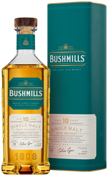 Bushmills 10 Year Old Malt