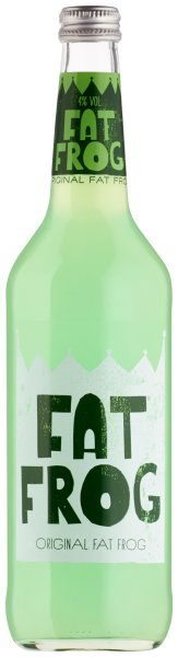 Fat Frog Bottle Original