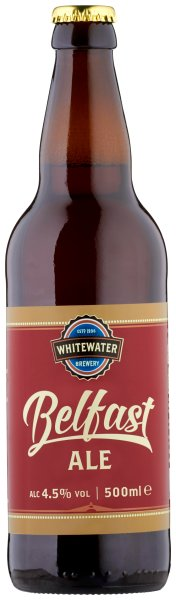 Belfast Whitewater Ale