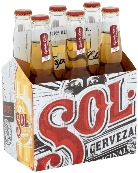 Sol Bottle 6 Pack