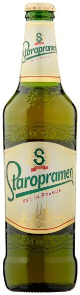 Staropramen Bottle